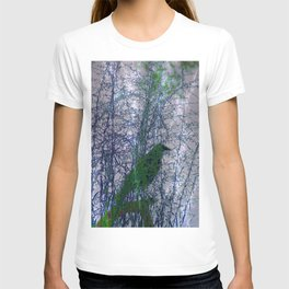 Static-Crow T-shirt