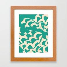 Ballad of Creeks Framed Art Print