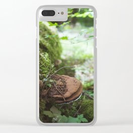 Artist Conk Clear iPhone Case
