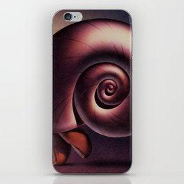 Finger Snail iPhone Skin