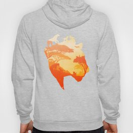 The Heart of a Lioness Hoody