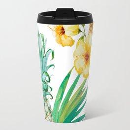 Pineapple Mood Travel Mug