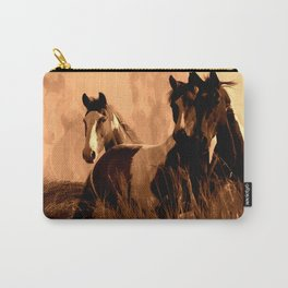 Horse Spirits Carry-All Pouch
