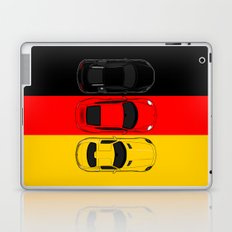 German Horsepower Laptop & iPad Skin