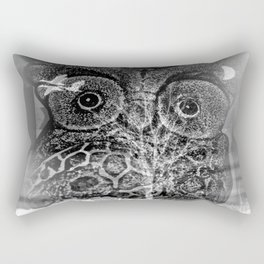Owl time Rectangular Pillow