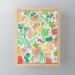 Forest Floor Framed Mini Art Print