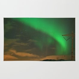 Northern Lights over Norway: Part 2 Rug