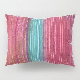 Electric Flamingo Pillow Sham