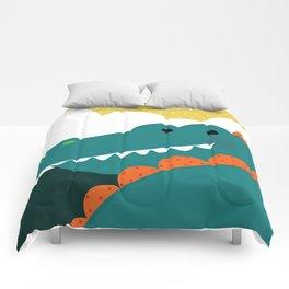 Crocodile rock Comforters