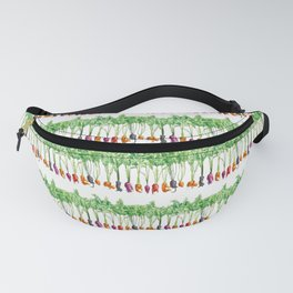 Funky Vegetables Fanny Pack