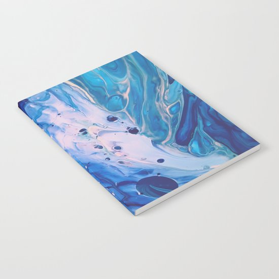 Aquatic Meditation Notebook