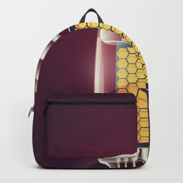 Vintage Tube Backpack