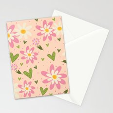 Faye's Flowers Stationery Cards