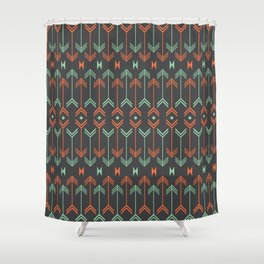 Arrow Shower Curtain