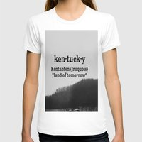 kentucky T-shirts featuring Kentucky by KimberosePhotography