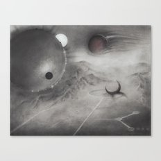 Artifact Canvas Print