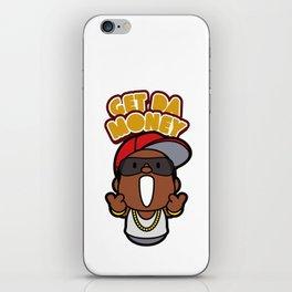 Get Da Money ! iPhone Skin