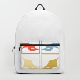 Sugar Glider Pop Art Backpack