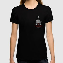 Dead Exposure: Patient Zero (Eiffel Tower) T-shirt