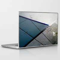 aviation Laptop & iPad Skins featuring Aviation by Paper Possible