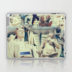 Come to me, I'll rest your soul Laptop & iPad Skin