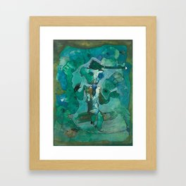 The Storyteller Framed Art Print