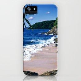 Cinnamon Bay iPhone Case