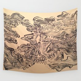 Rips Wall Tapestry