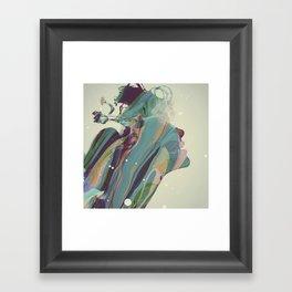 Cognitive Shift Framed Art Print