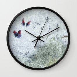 A Spell For Creation Wall Clock