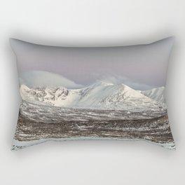 The Mountain An Teallach at Dawn Rectangular Pillow
