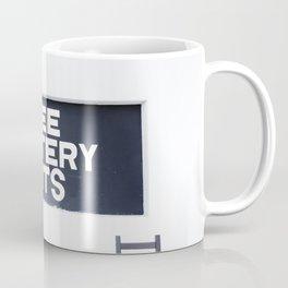 See Mystery Lights Marfa Coffee Mug