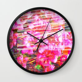 Sunday 13 October 2013: As an acknowledgement of unfathomable persistence. Wall Clock