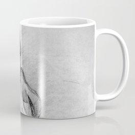 Figure in pencils Coffee Mug