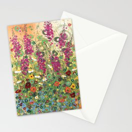 Fireweed in Melon Stationery Cards