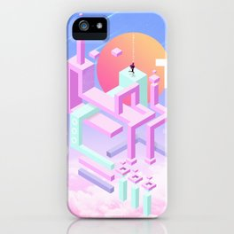 Finding my Way iPhone Case