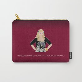 Criminal Minds - Garcia Carry-All Pouch
