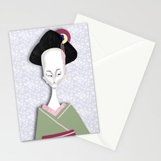 Mrs Wasabi Stationery Cards