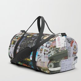 The Band Of Bet-a Duffle Bag