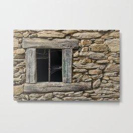 Windows #10 Metal Print
