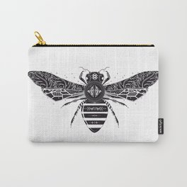 ornate bee Carry-All Pouch