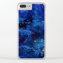 Exploring the Universe 25 Clear iPhone Case
