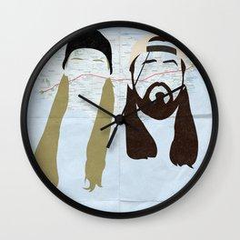 Jay and Silent Bob Strike Back Wall Clock