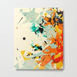 CRASH 7 Metal Print