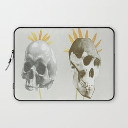 Skullflower Laptop Sleeve