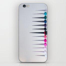 Wicked Nail Polish iPhone Skin