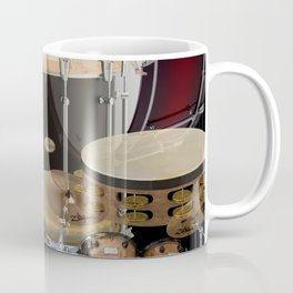 Percussion Instruments Coffee Mug
