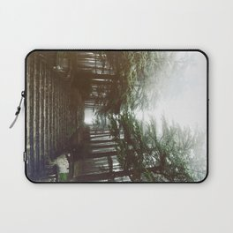 I will follow you into the dark. Laptop Sleeve