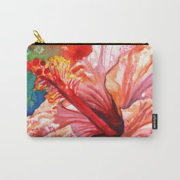 Tropical Hibiscus 2 Carry-All Pouch