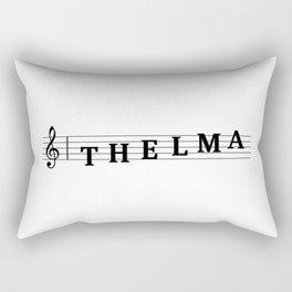 Name Thelma Rectangular Pillow
